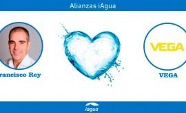 Alianzas iAgua: Francisco Rey liga blog VEGA Instrumentos