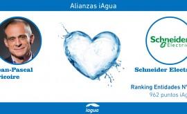 Alianzas iAgua: Jean-Pascal Tricoire liga blog Schneider Electric