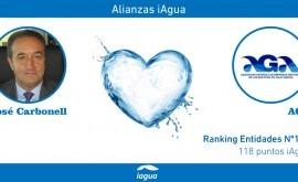 Alianzas iAgua: José Carbonell liga blog AGA