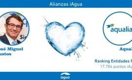 Alianzas iAgua: José Miguel Santos liga blog Aqualia