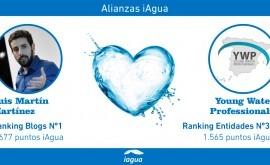 Alianzas iAgua: Luis Martín liga blog Young Water Professionals