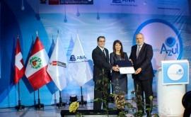 ANA Perú otorga certificado azul empresas uso eficiente agua