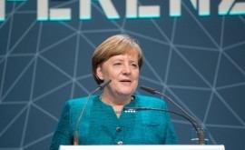 Angela Merkel insta comunidad internacional seguir luchando cambio climático
