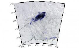 agujero masivo se reabre hielo marino Antártida
