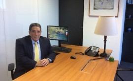 """Antonio García Budia: """"SMAGUA se convierte escenario internacional hídrico excelencia"""""""