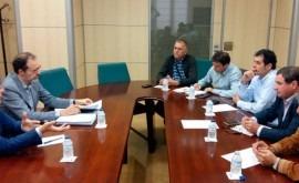 Gobierno Aragón se compromete mejorar disponibilidad agua Sobrarbe