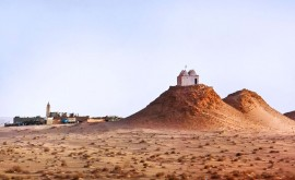 21% territorios Magreb se ha desertificado