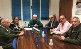presidente CHG informa proyecto modernización zona arrocera Sevilla