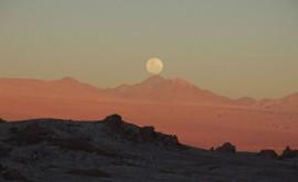 Atacama: Buscando condiciones vida desierto más seco tierra