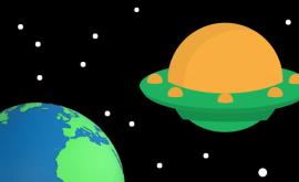 Carta pareja extraterrestres 2090
