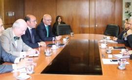 Chile se fija gestión agua agricultura Murcia