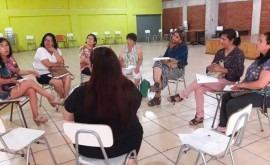 Comisión Nacional Riego organizó conversatorio hídrico mujeres regantes Chile