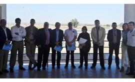 Costa Rica se interesa actividad Aqualia EDAR Rincón Caya Badajoz