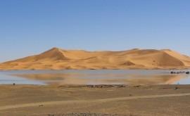Agua niebla: matemático marroquí crea extraordinario sistema recolección hídrica