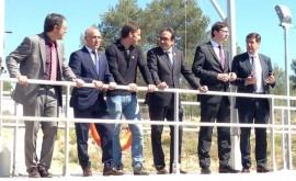 Cataluña inaugura EDAR que saneará aguas residuales centro penitenciario Mas Enric