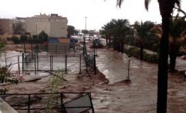 ¿Cuál es coste grandes inundaciones salud mental?