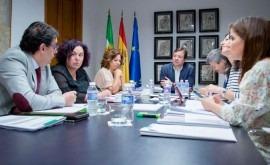 Gobierno Extremadura ayudará al almacenamiento agua zonas regadíos montaña