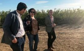 Extremadura desbloquea regadíos transfronterizos Villanueva Fresno