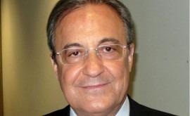 Florentino Pérez (Wikipedia/CC).