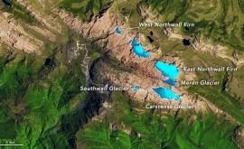 últimos glaciares trópico oriental podrían desaparecer 10 años
