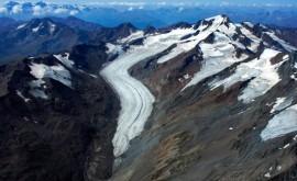 deshielo glaciares montaña traspasa punto no retorno