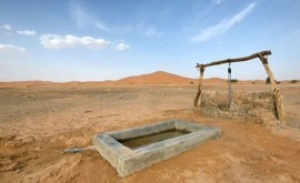 cambio climático pone cuerdas reservas agua subterránea