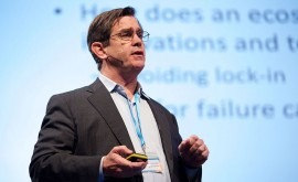Henry Chesbrough ofrecerá Masterclass 'Open Innovation' espacio Ágora