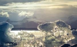 hielo Antártida podría sufrir doble impacto clima