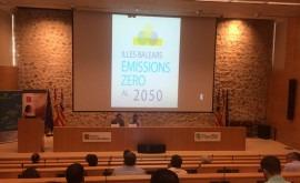 Celebrada primera jornada redacción Ley cambio climático Baleares