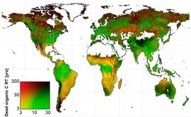 mapas partir datos satélites NASA ayudan predecir cambio climático