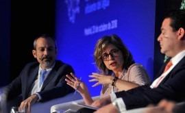 """Mª D. Pascual: """" Confederaciones tienen base organizativa que garantiza gestión hídrica"""""""