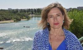 """Mª D. Pascual: """" modernización regadíos requiere esfuerzo y convicción parte todos"""""""