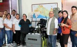 Salvador fortalece gestión humedales nuevo equipo especializado