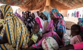 sequía y escasez lluvias Mauritania provoca desnutrición 120.000 niños y niñas