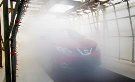 Lluvia extrema agua regenerada comprobar estanqueidad vehículos Nissan