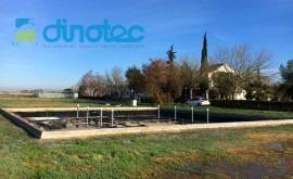 DINOTEC depura tecnología coste Centro Terapéutico Palacios (Sevilla)