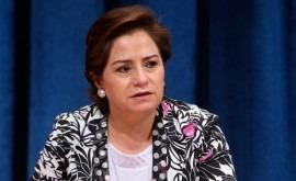 Patricia Espinosa, nueva secretaria ejecutiva Convención Cambio Climático