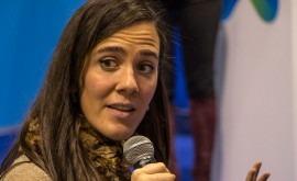 "Paz Díaz Bauluz: ""¿ qué no beber agua reutilizada como algo normal?"""