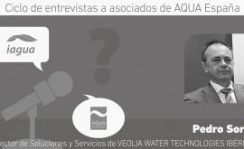 """Pedro Soria: """"Pertenecer AquaEspaña nos permite estar más cerca sector y preocupaciones"""""""