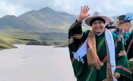agricultores Poopó, Bolivia, contarán más agua segura riego