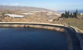 proyecto llevar agua embalses Béznar y Rules al Guadalfeo, marcha