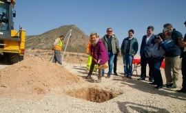 Murcia inicia modernización regadíos campo Alto Lorca