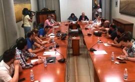 Extremadura explica proyecto financiación que dará viabilidad al regadío Tierra Barros