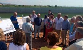 13 millones euros paliar sequía cuenca Júcar último año