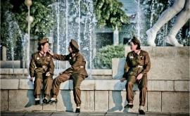 Mujeres en Pyongyang, la capital de Corea del Norte (Matt Paish en Flickr/CC)