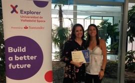 ingeniera química opta al Woman Explorer Award empresa riego agrícola sostenible