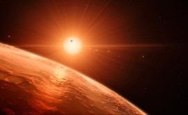 Tres siete planetas descubiertos NASA podrían albergar agua superficie