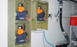 Nuevas vitrinas bombas dosificadoras Toro Equipment