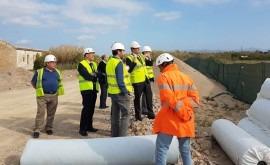 Finalizadas obras reparar captación agua desalinizadora Llobregat