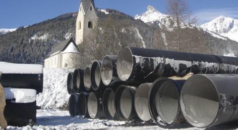 Gama ALPINAL Saint Gobain PAM, solución idónea cañones nieve